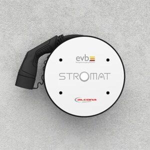 Der Stromat garantiert eine optimale und schonende Ladung der Batterie.